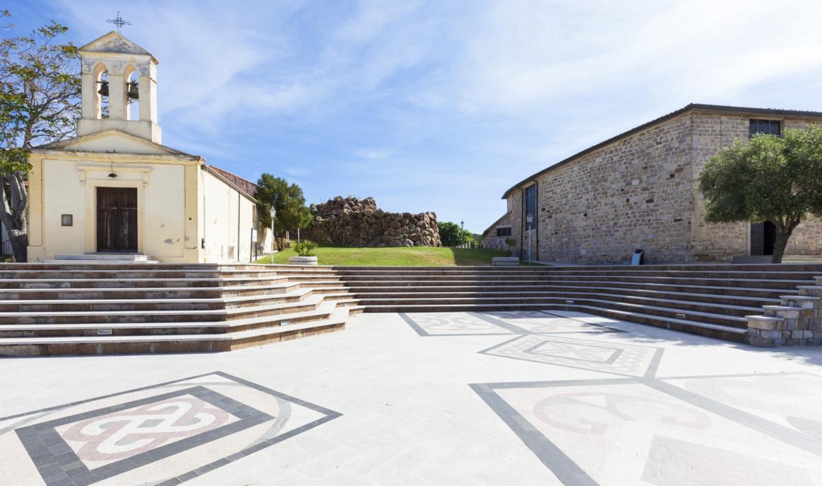 Chiesa di  sant'Anna - Sant'Anna Arresi