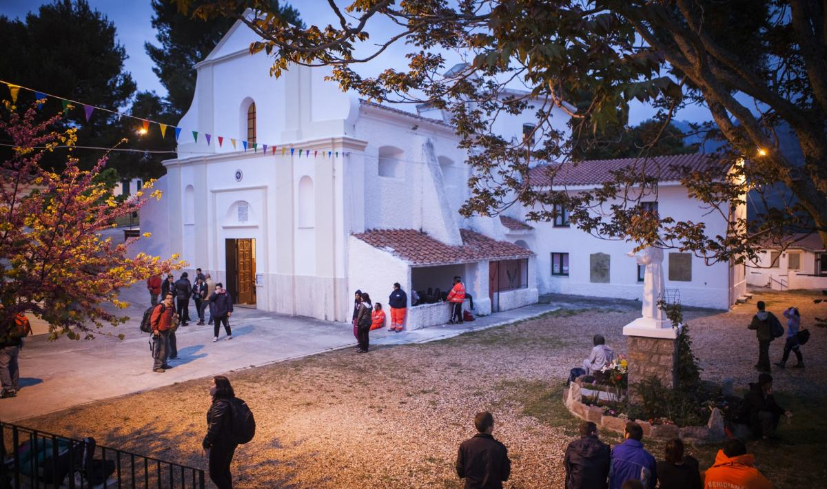 Pellegrinaggio di san Francesco - Lula