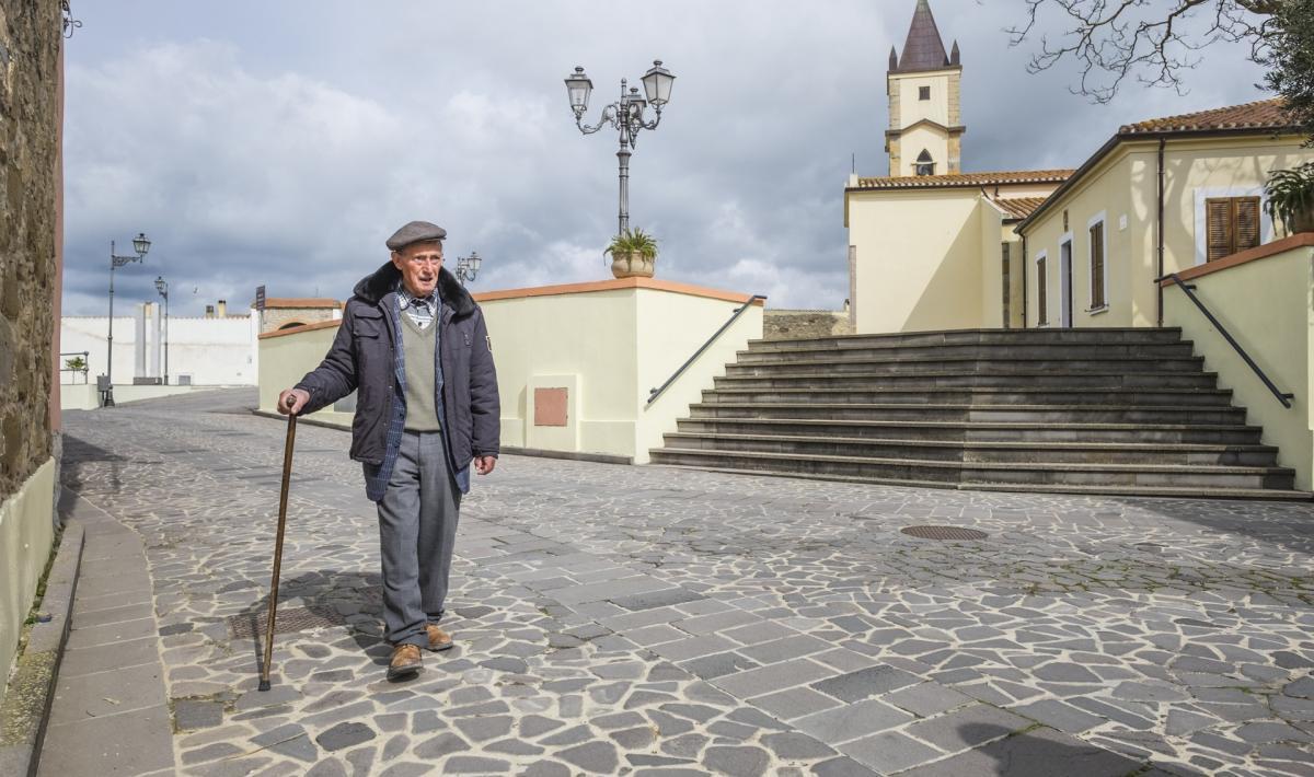 Chiesa santa Margherita - Baradili