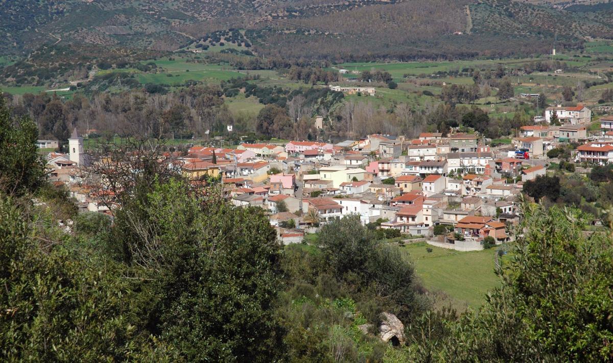 Veduta panoramica - Ballao