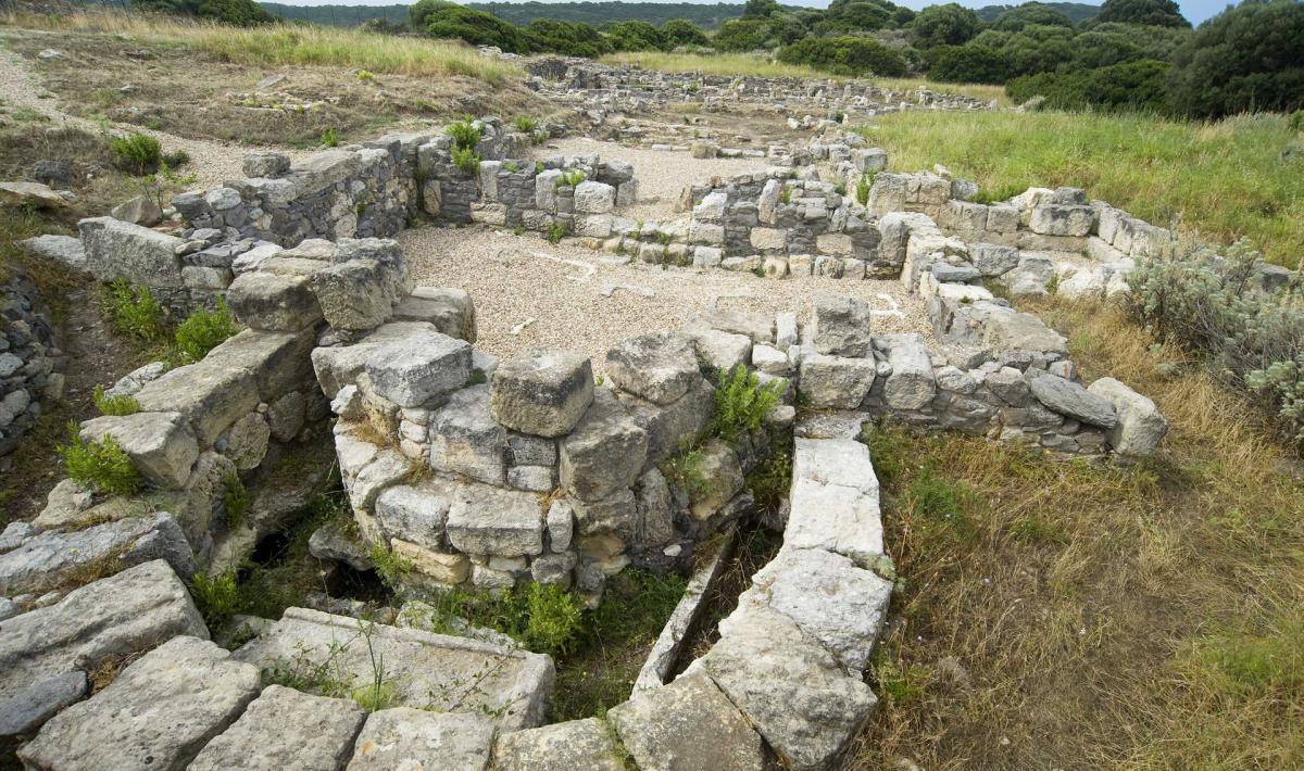 Sito archeologico Cornus
