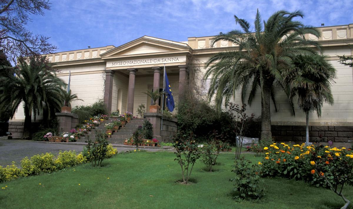 Museo nazionale G.A. Sanna - Sassari