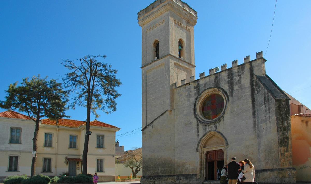Chiesa di san Giorgio - Sestu