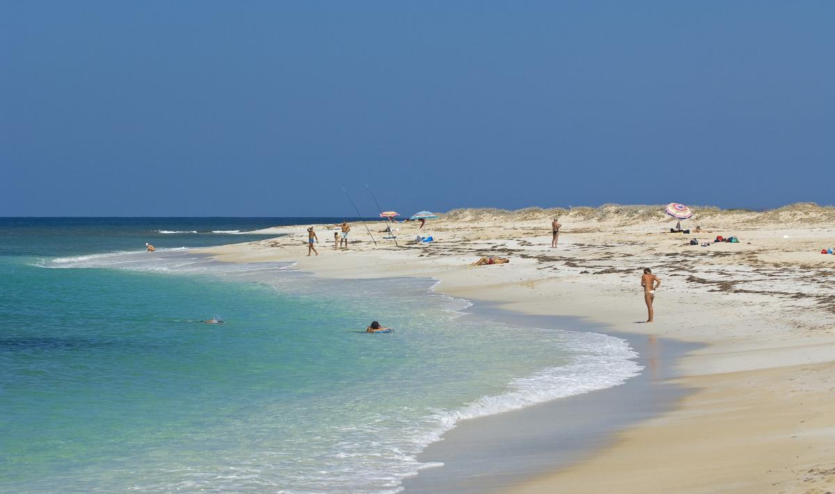 Spiaggia Maimoni - Oristano