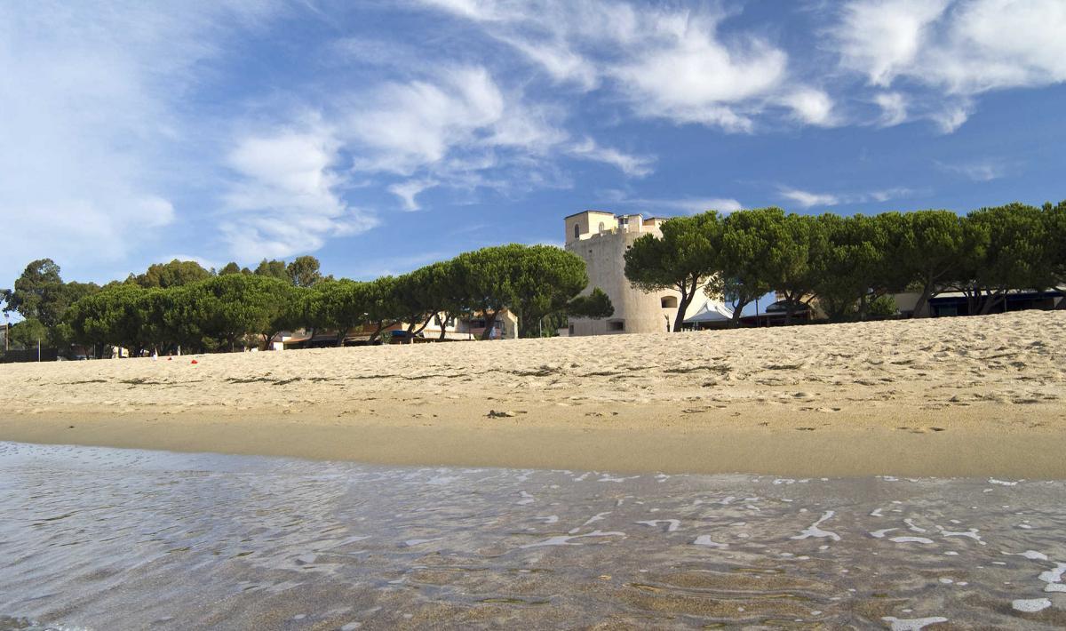 Torregrande, spiaggia - Oris