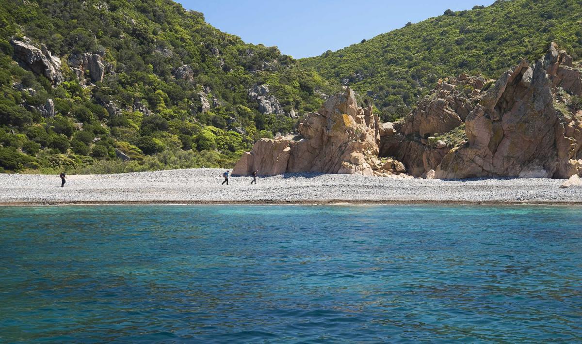 Trinità d'Agultu e Vignola, spiaggia