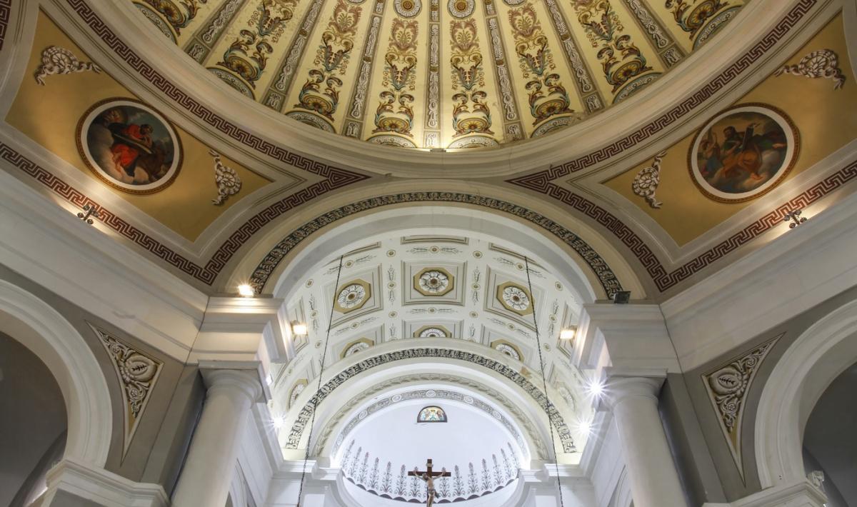 Parrocchiale della Beata Vergine Assunta , interno  - Guasila