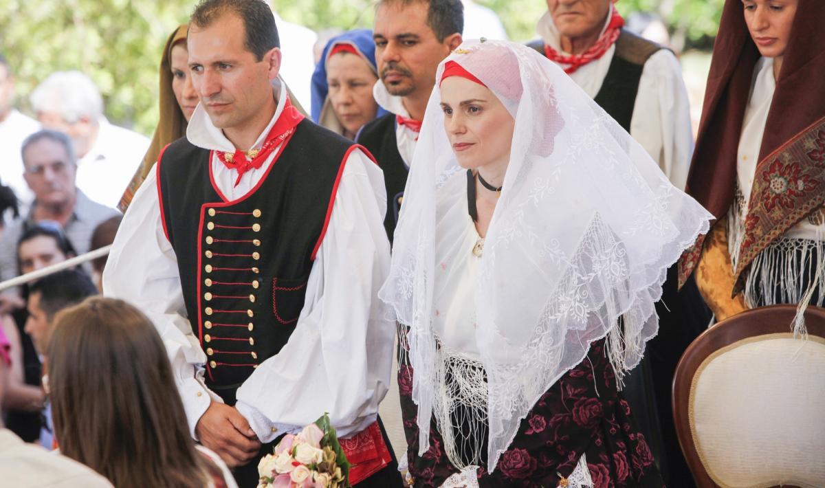 Matrimonio Mauritano - Santadi