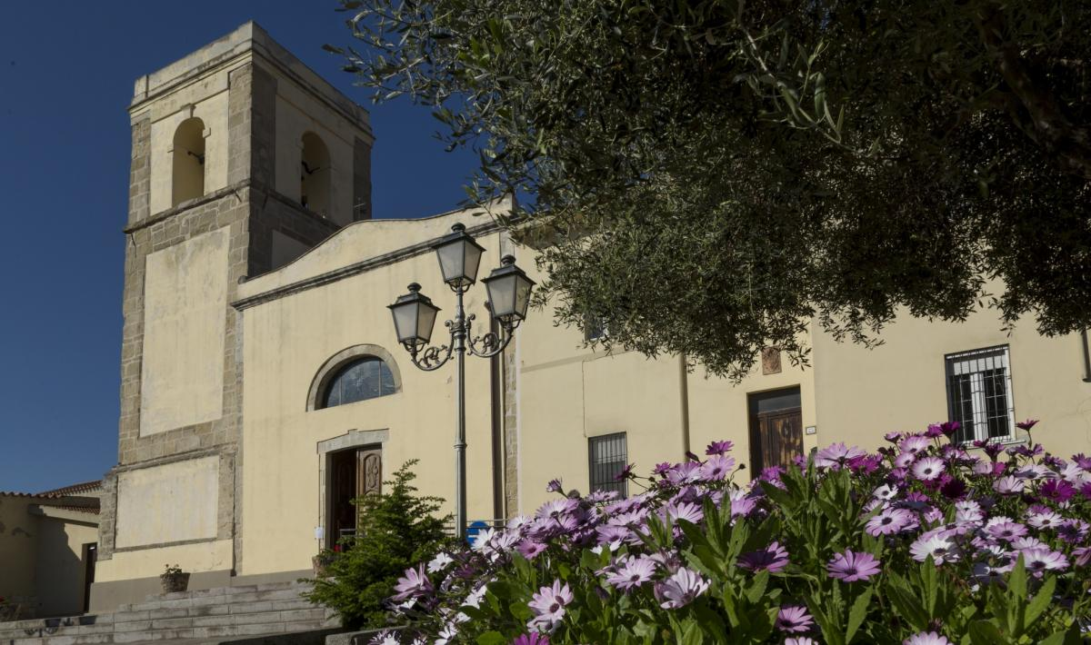 Parrocchiale di san Pietro apostolo - Ortacesus