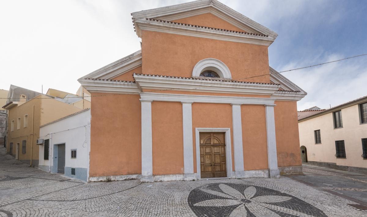 Chiesa di santa Maria della Neve - Orune