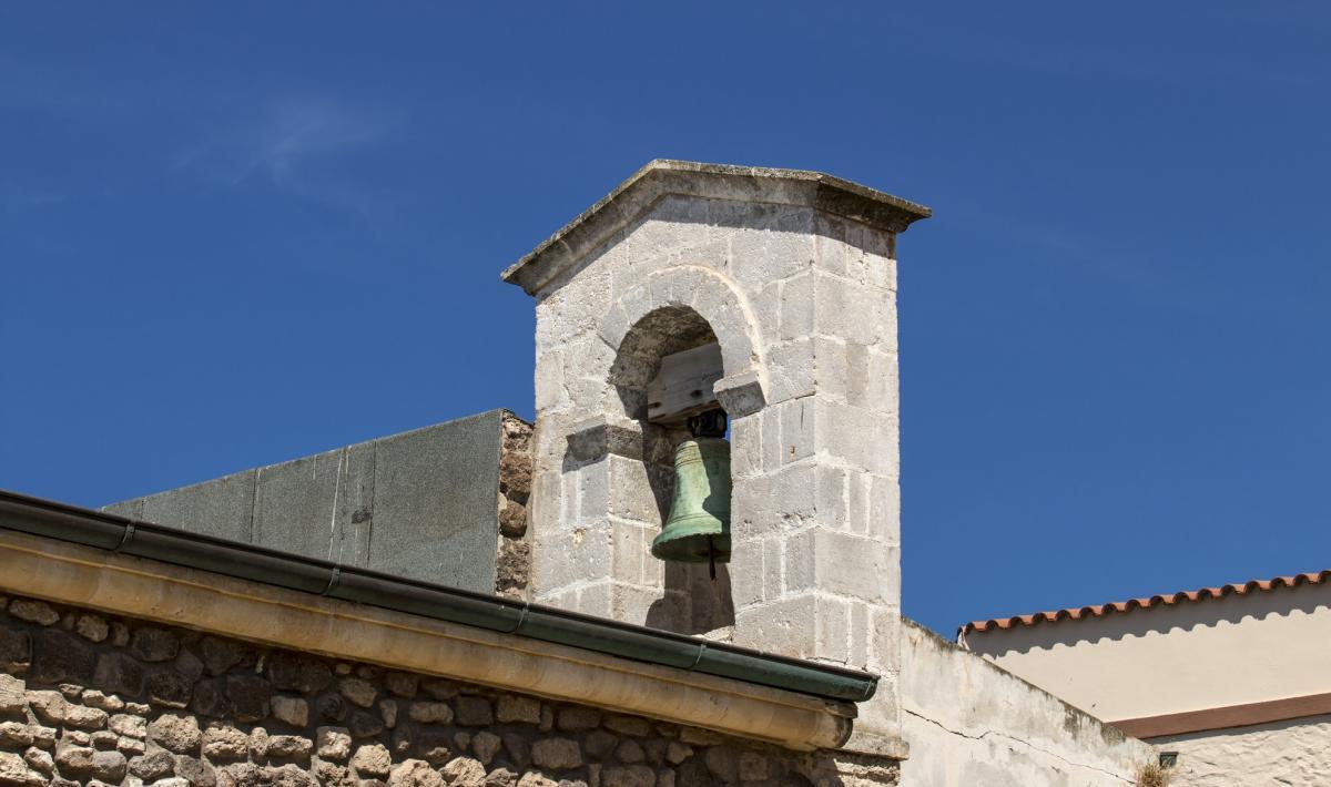 Santa Maria delle Grazie, campanile - Castelsardo