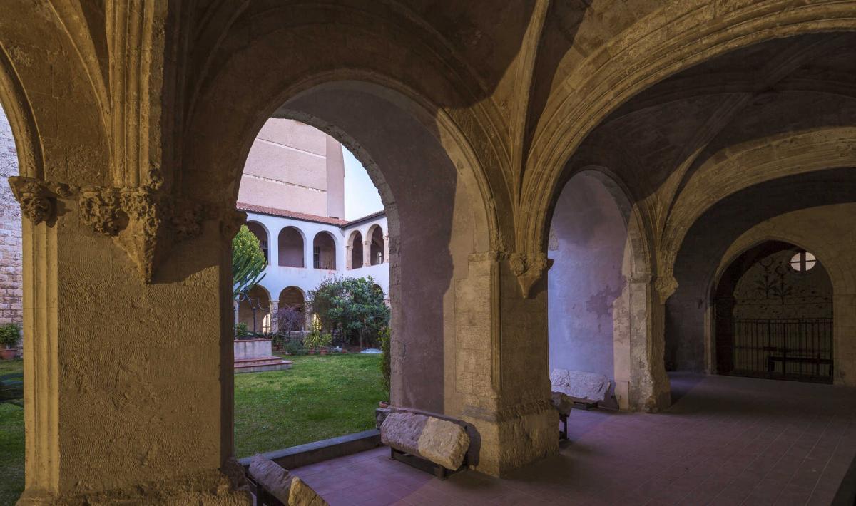 Chiostro di San Domenico - Cagl