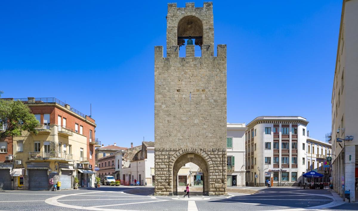 Oristano - Torre di Mariano