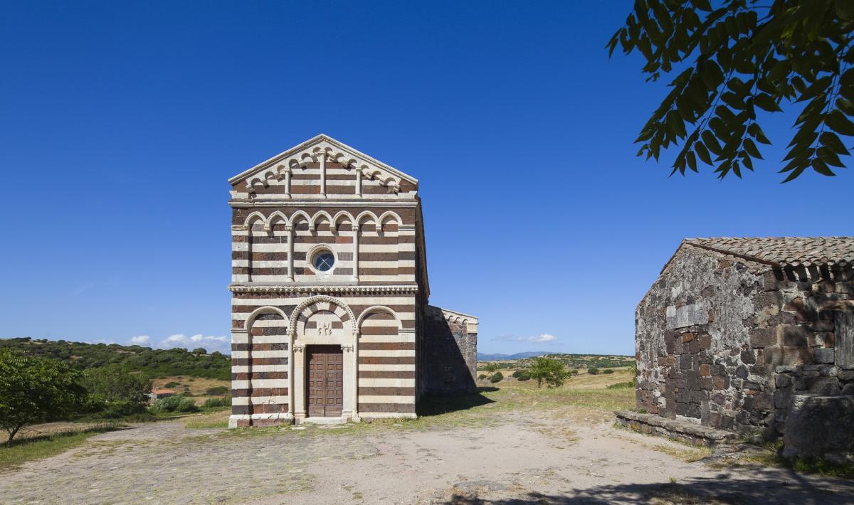 Chiesa san Pietro del crocifisso - Bulzi
