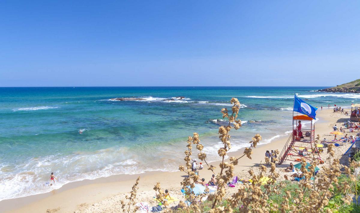 Lu Bagnu, spiaggia - Castelsardo