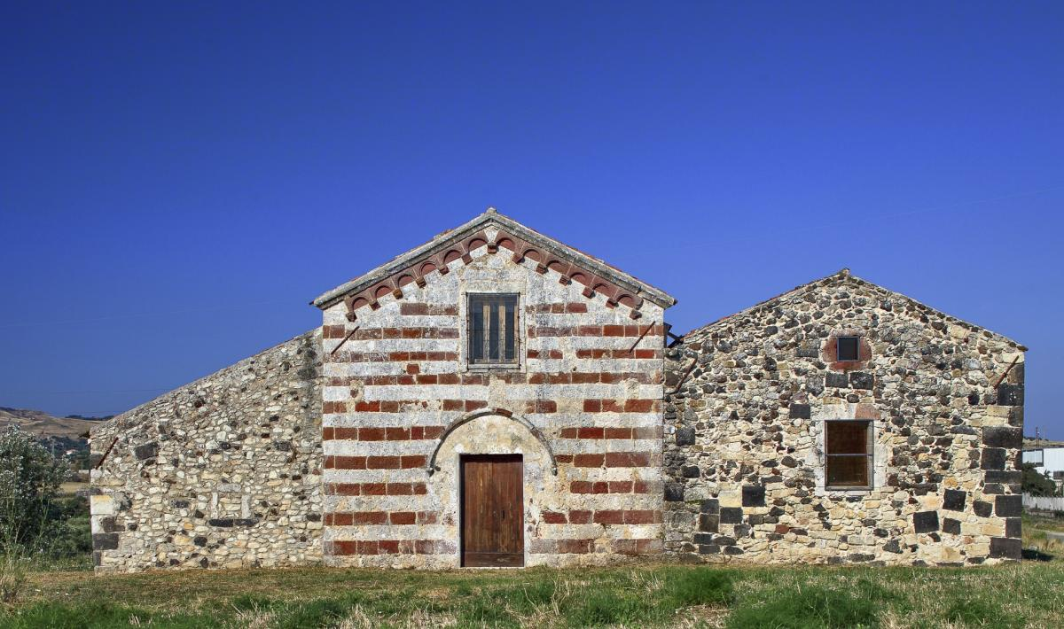Chiesa di sant'Antonio di Salvennor - Ploaghe