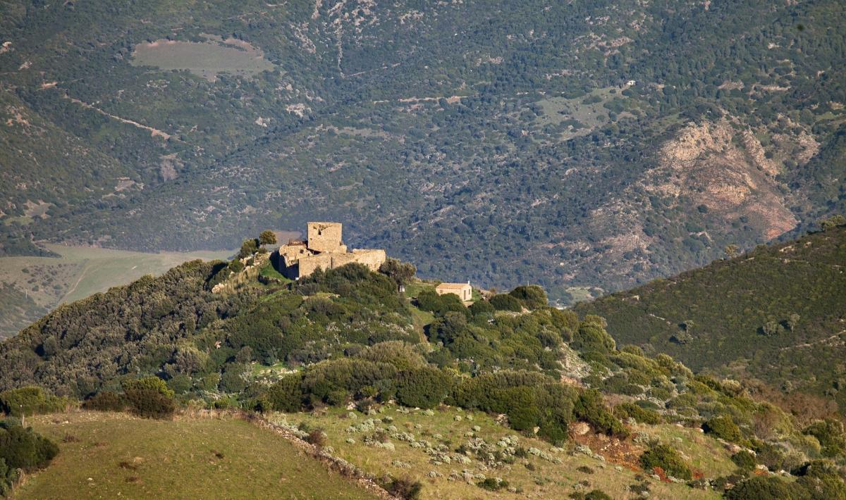 Castello Orguglioso - Silius