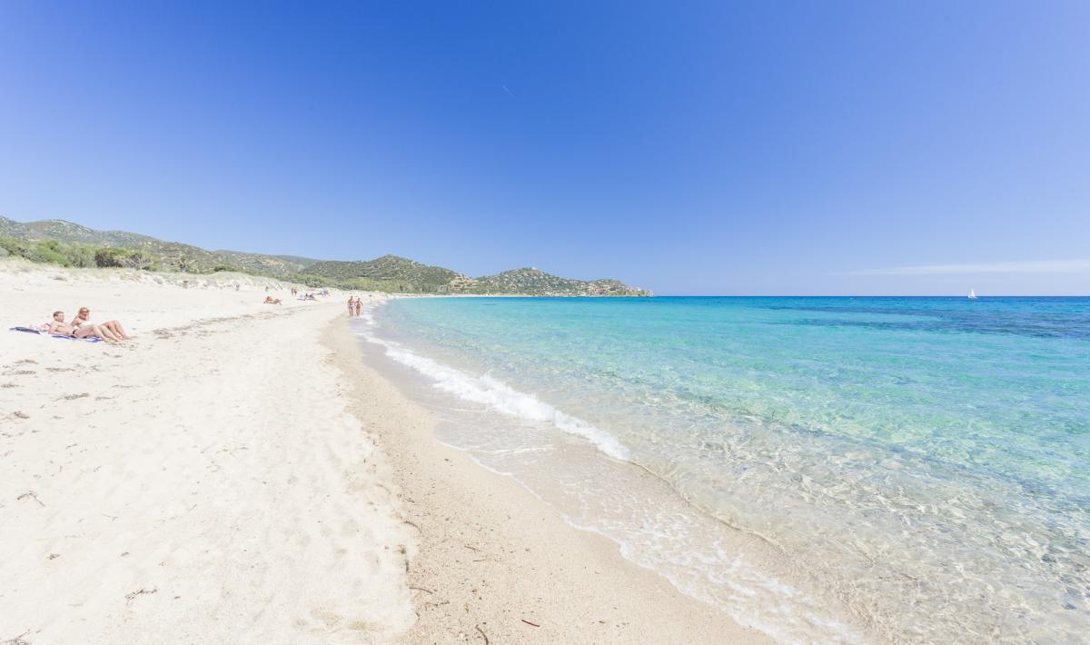 Spiaggia di Geremeas