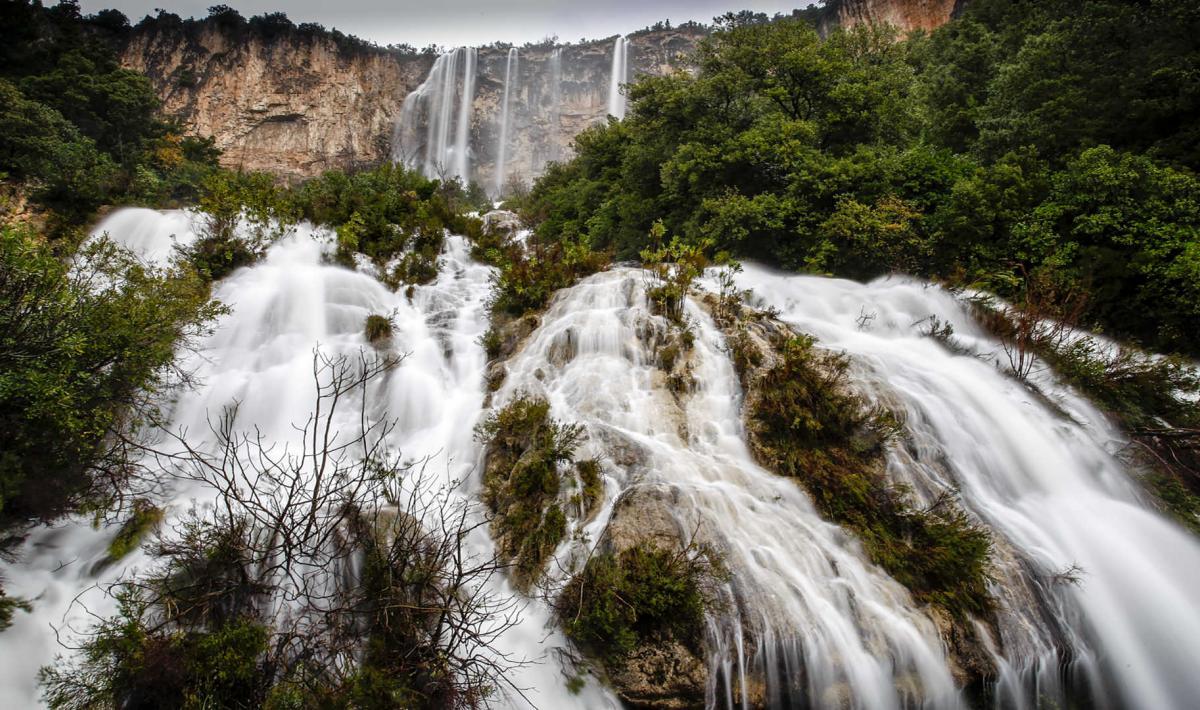 Cascata Lequarci - Ulassai