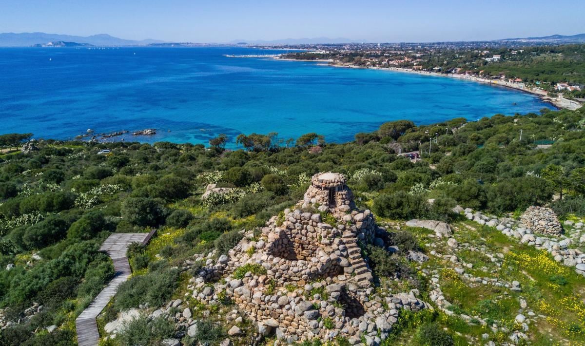 Nuraghe Diana | SardegnaTurismo - Sito ufficiale del turismo della Regione Sardegna
