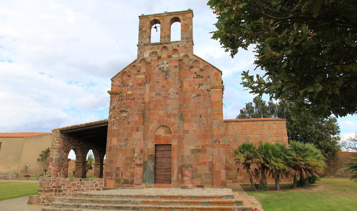 Santuario di nostra signora di Castro - Oschiri