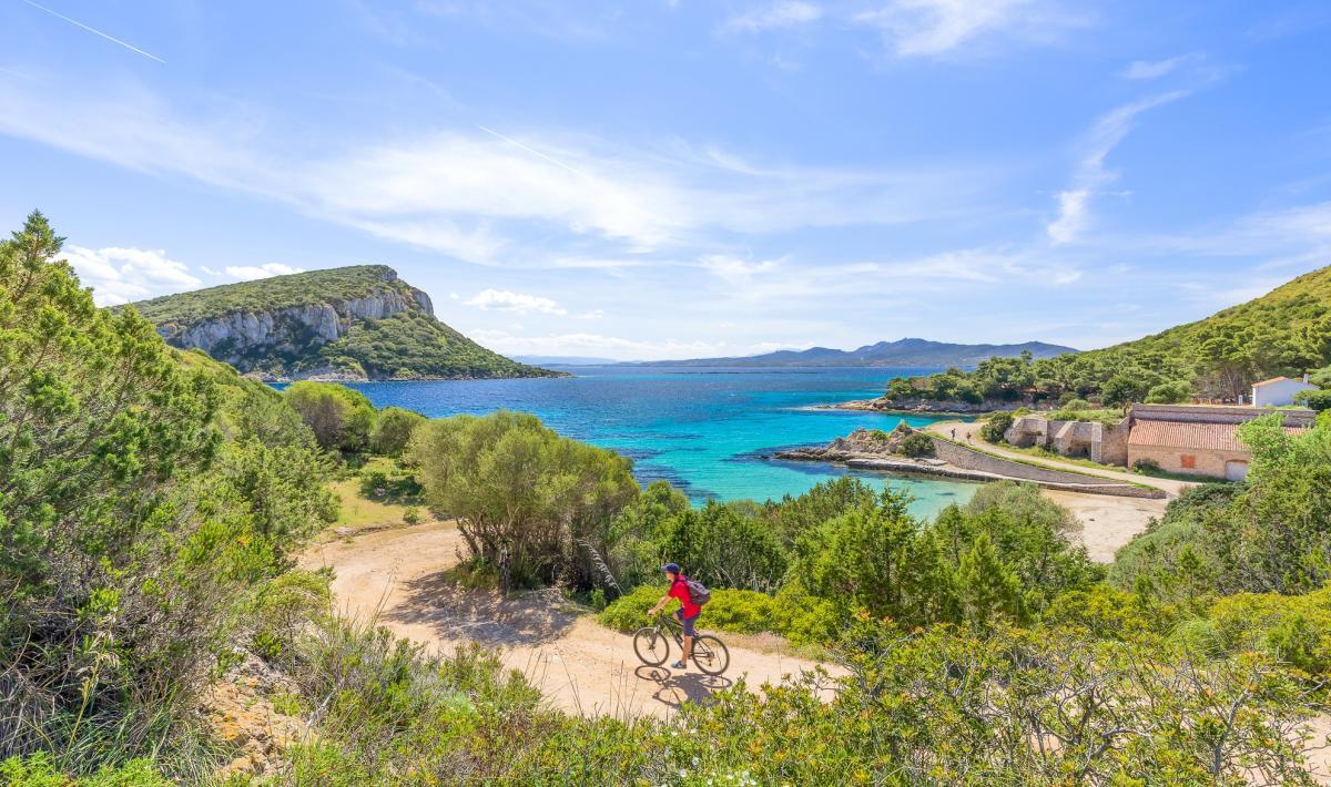 sentiero Cala Moresca-Capo Figari - Golfo Aranci