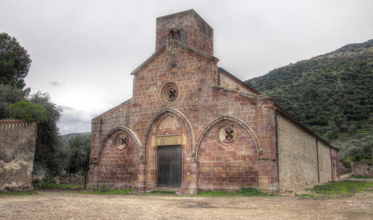 Chiesa San Pietro extra muros - Bosa