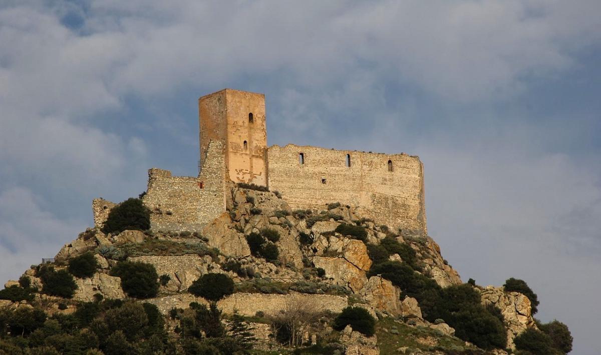 Castello di Burgos, Goceano