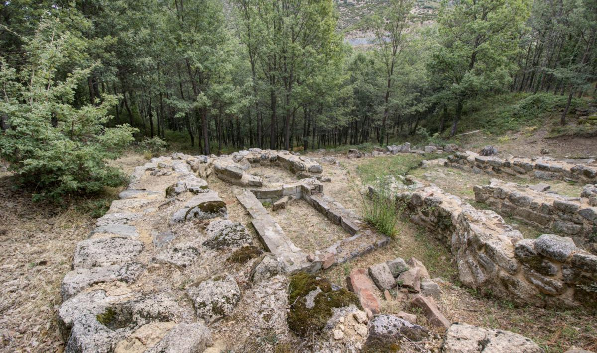 Santuario nuragico di Gremanu - Fonni