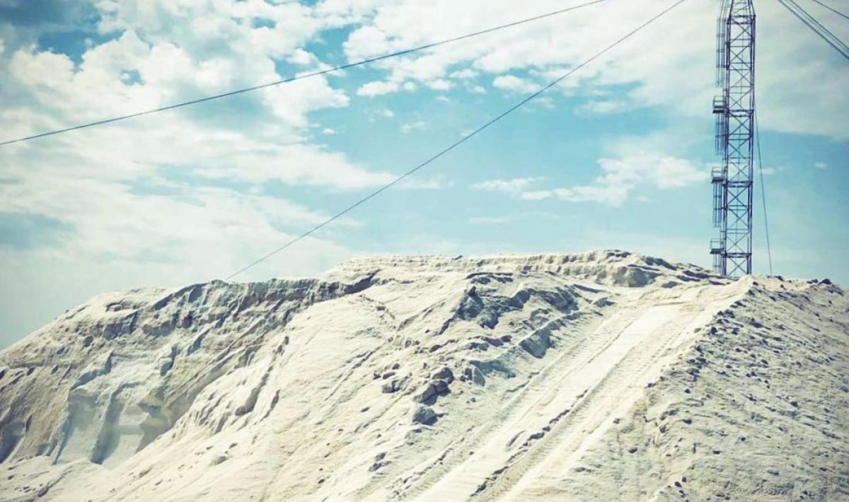 Montagna di sale - Saline Conti Vecchi