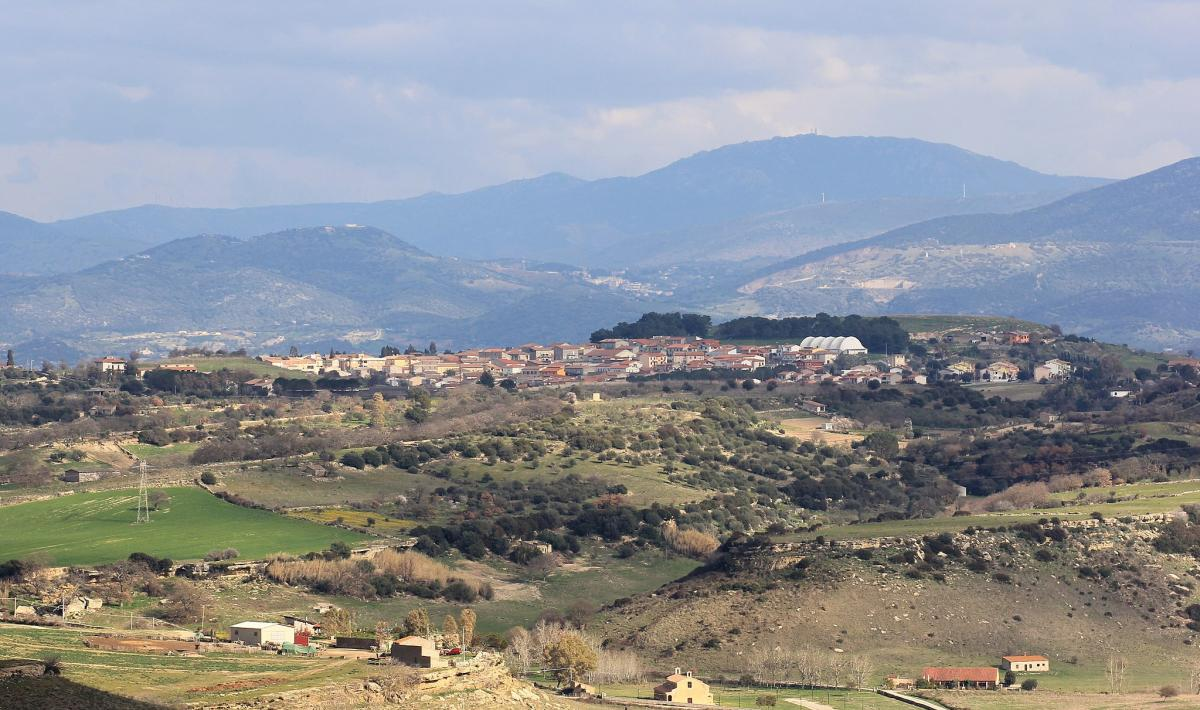 Veduta di Mores