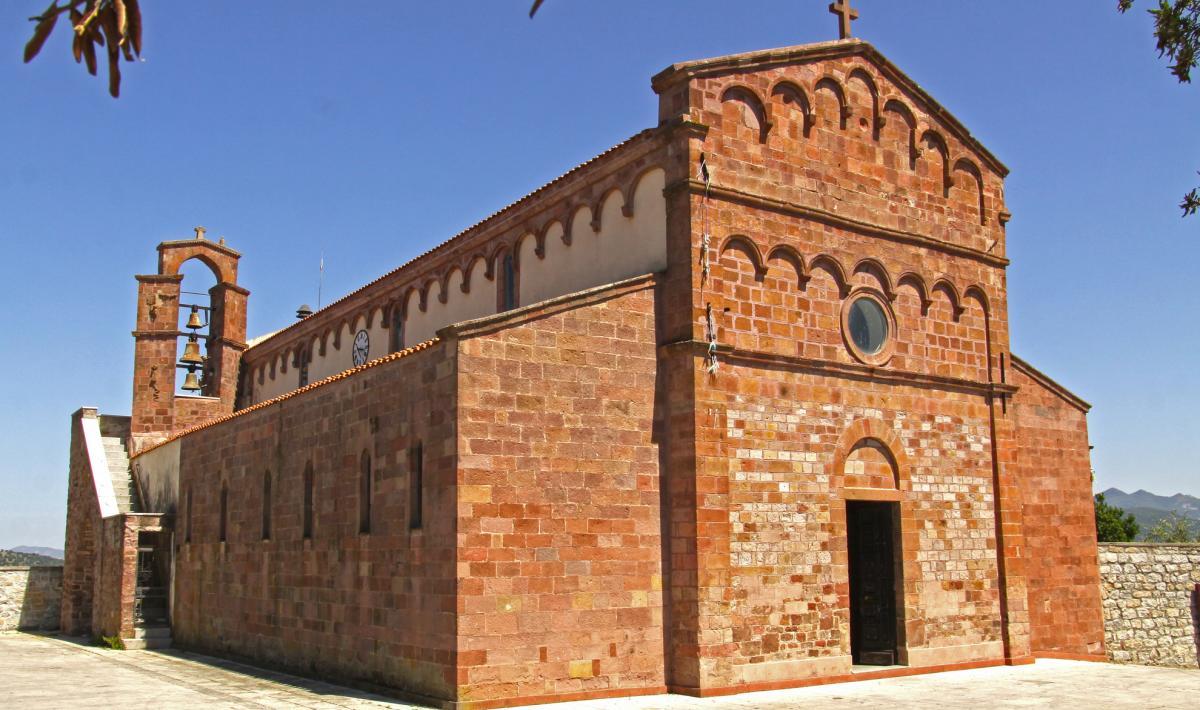 Chiesa san Giovanni Battista - Orotelli