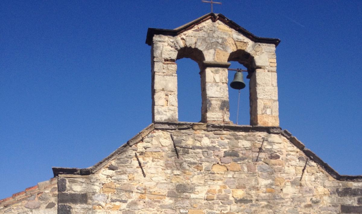 Chiesa santa Anastasia, facciata - Sardara