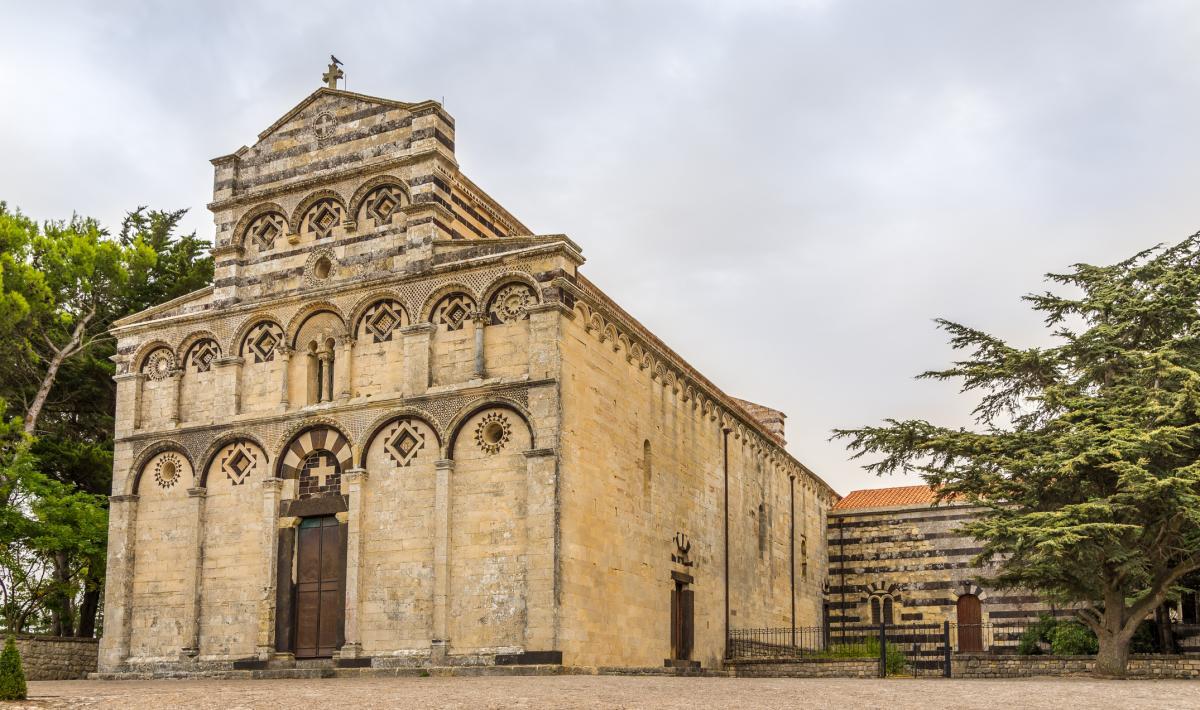 San Pietro di Sorres - Borutta