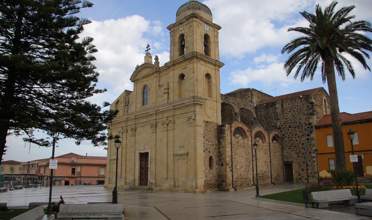 Cattedrale di san Pietro - Terralba