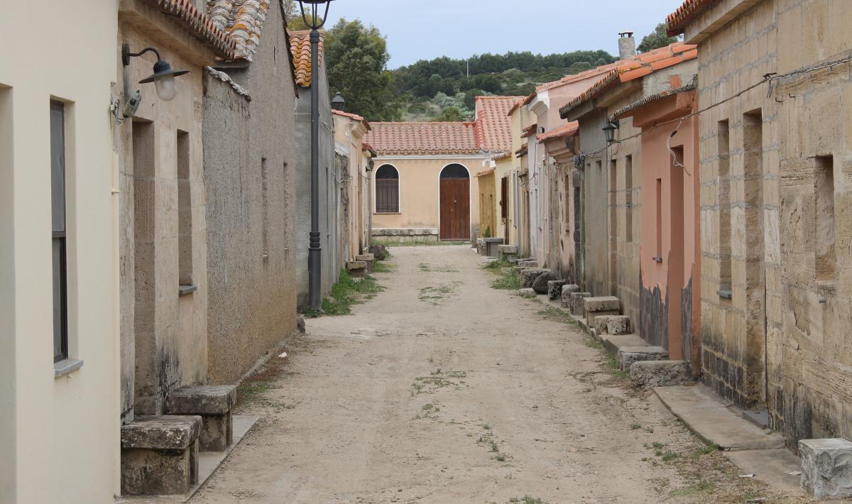 San Salvatore di Sinis - Cabras