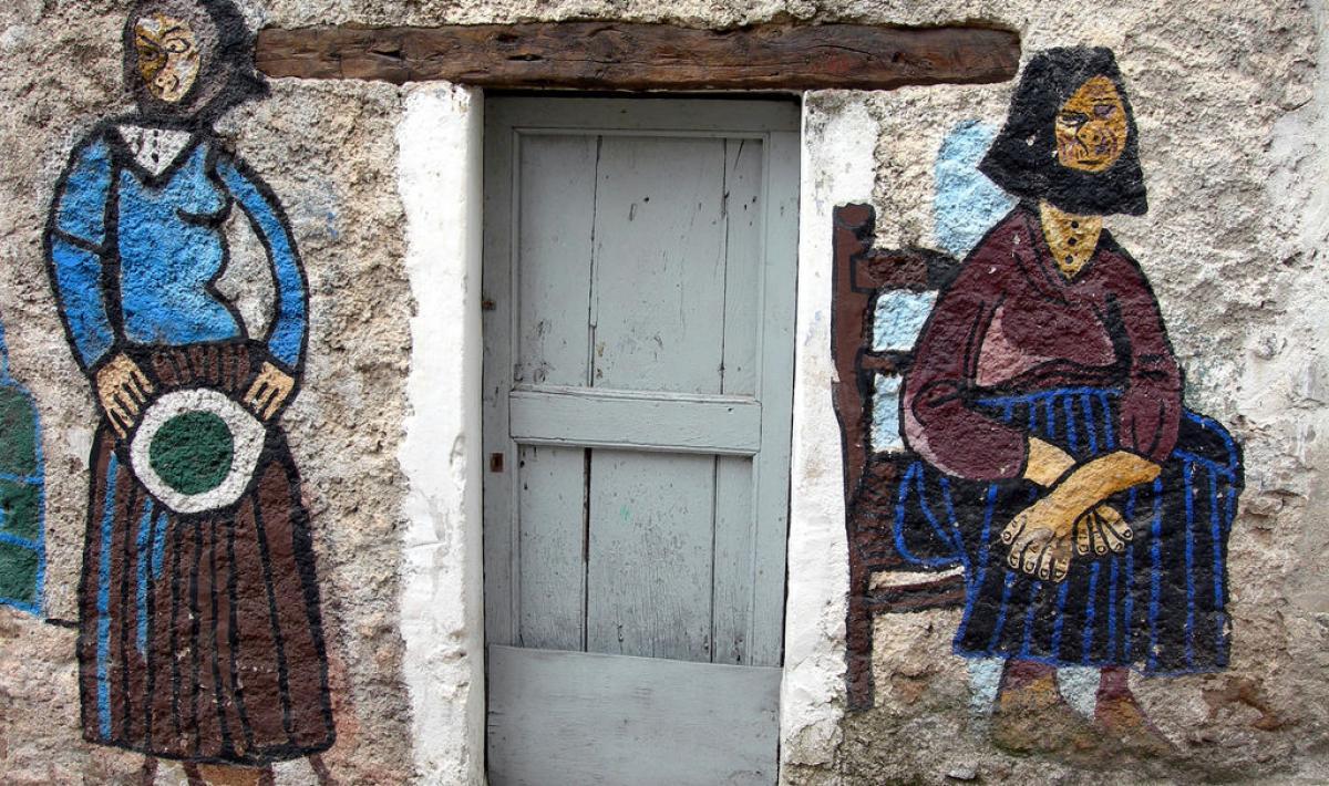 Murales - Orgosolo