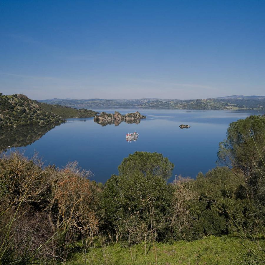 Lago Mulargia - Siurgus Donigala