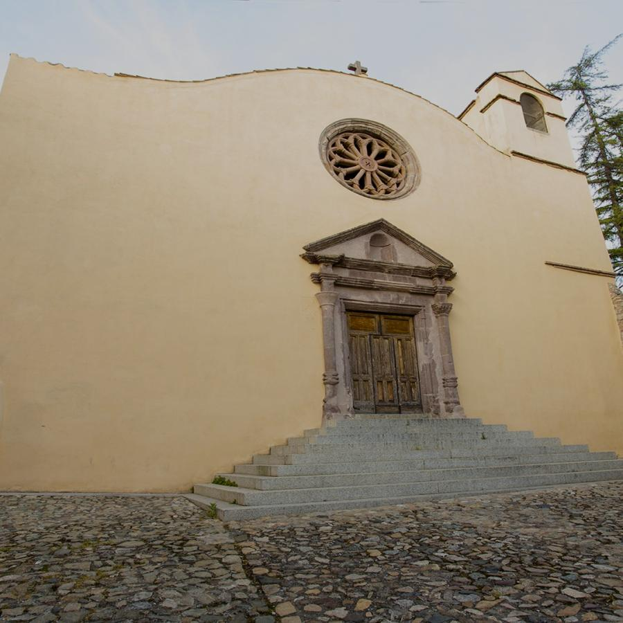 Antica chiesa Madonna delle Grazie - Nuoro