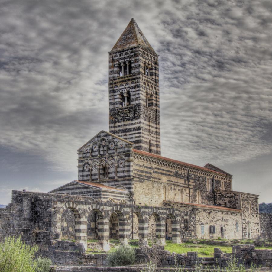Santissima Trinità di Saccargia - Codrongianos