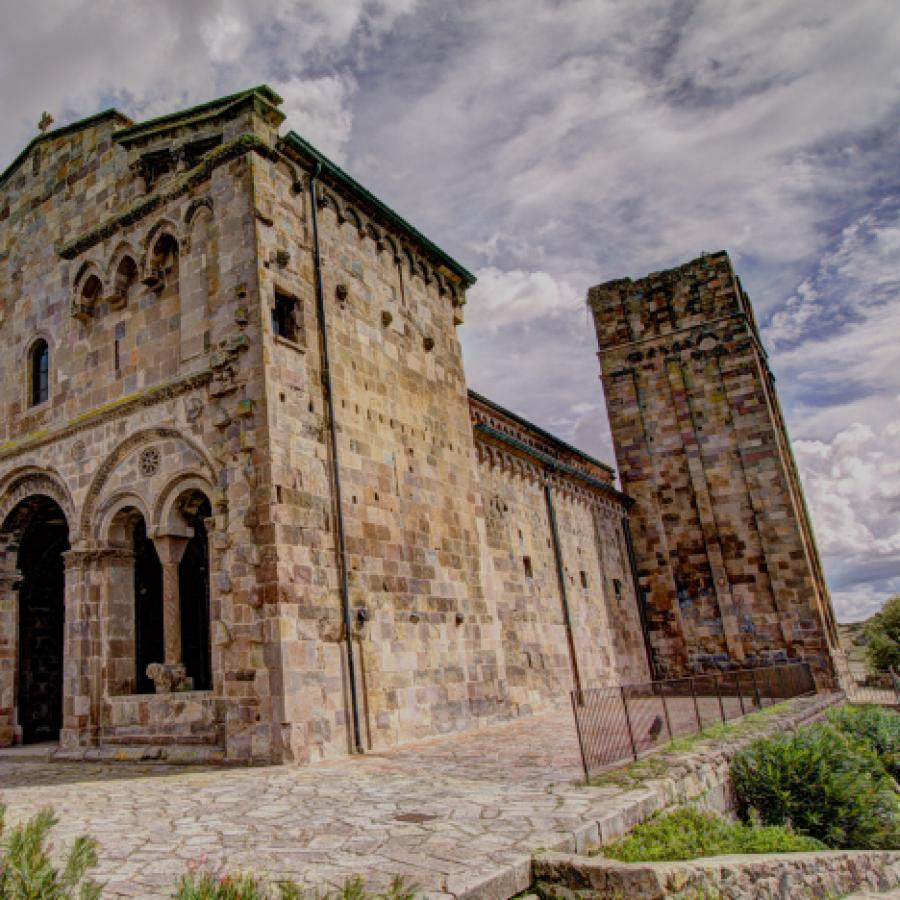 Chiesa Sant'Antioco di Bisarcio, Oz