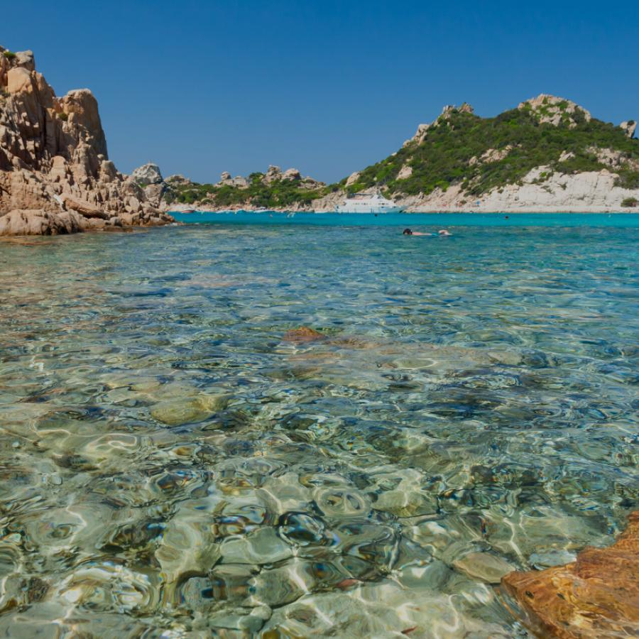 Cala Corsara - La Maddalena