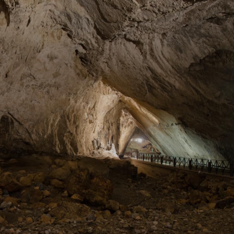 Grotte San Giovanni - Domusnovas