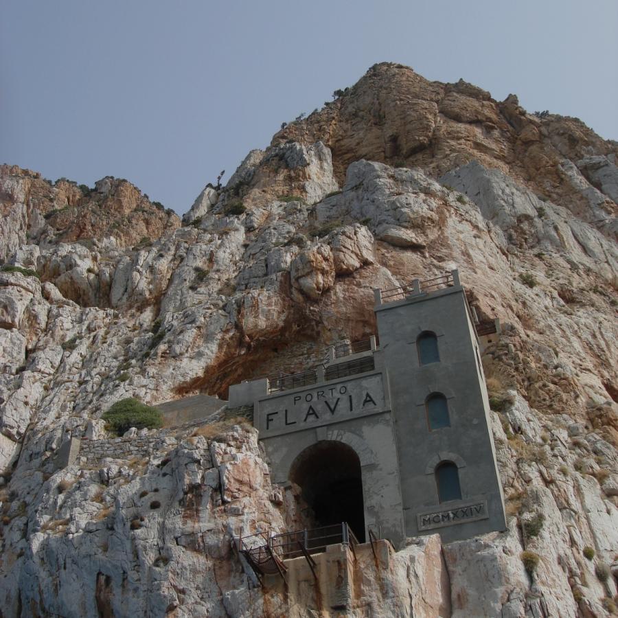Miniera di Porto Flavia - Masua