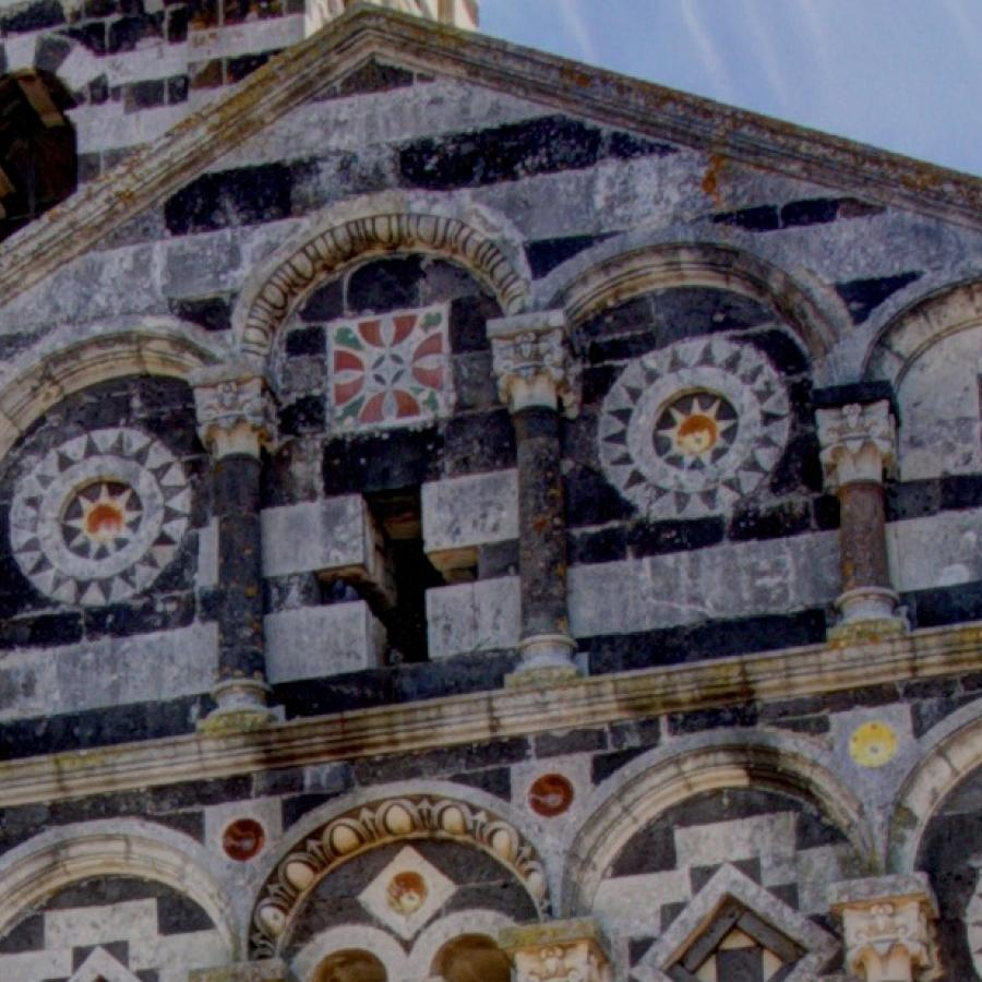 Santissima Trinita di Saccargia - Codrongianos