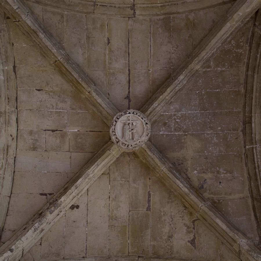 Chiostro di San Domenico, particolare