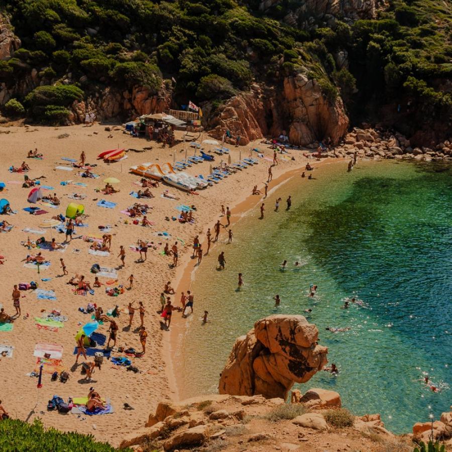 Spiaggia Li Cossi - Trinità d'Agultu - Vignola