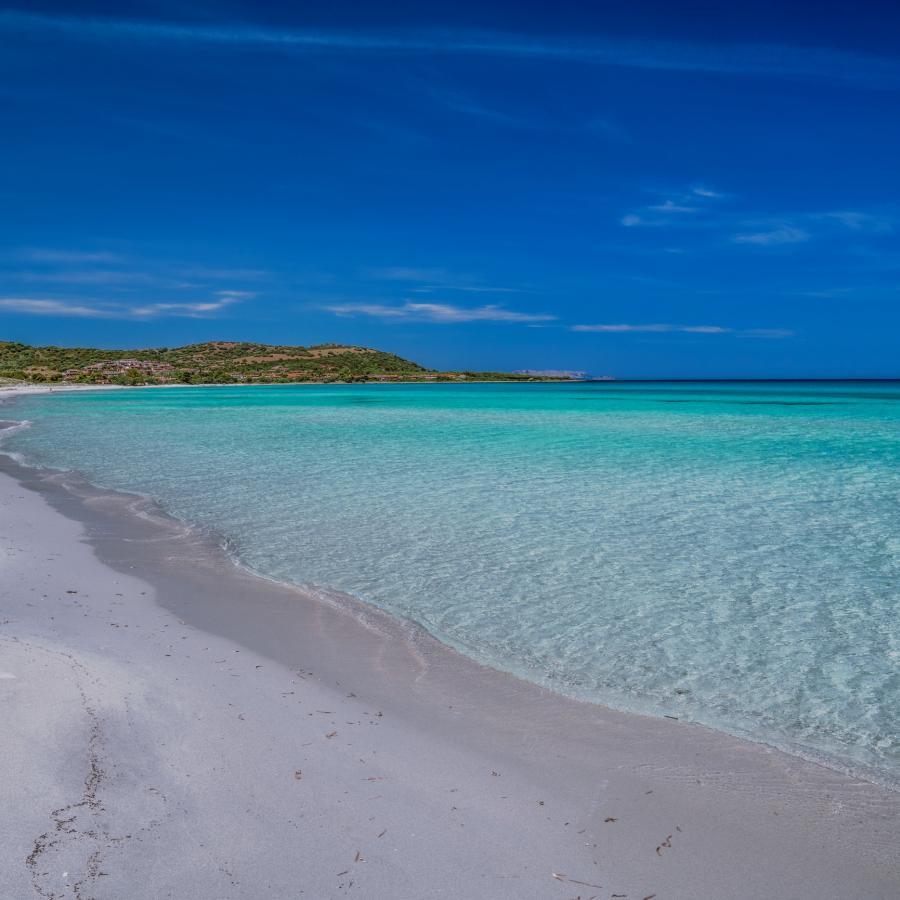 Spiaggia di Capo Comino - Siniscola