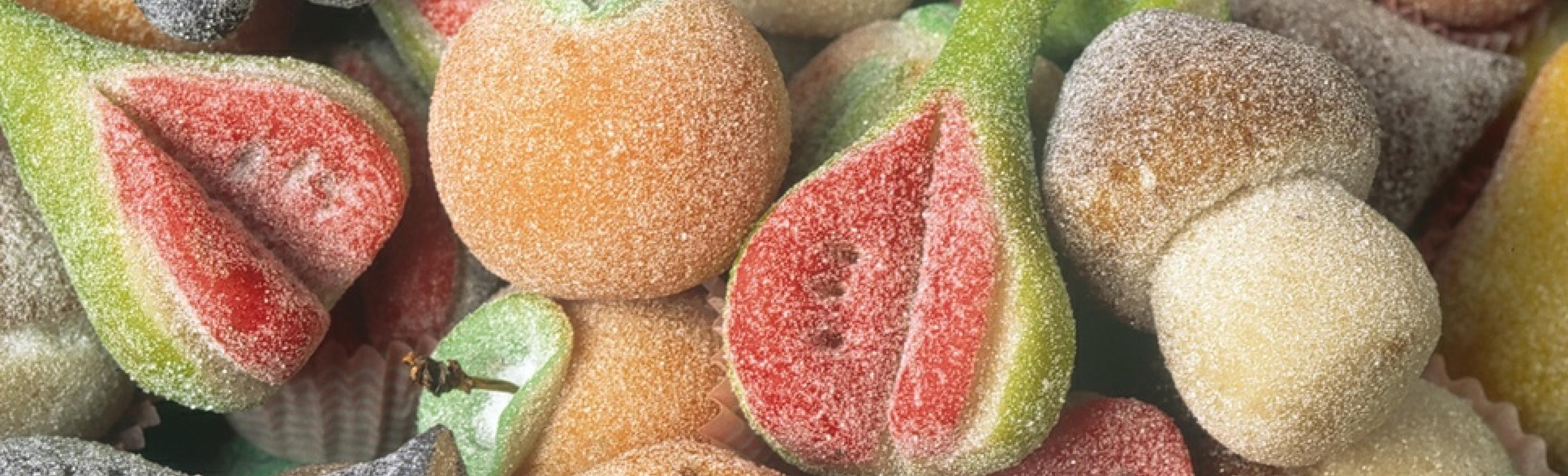 Sas fruttinas, dolce tipico - Ovodda