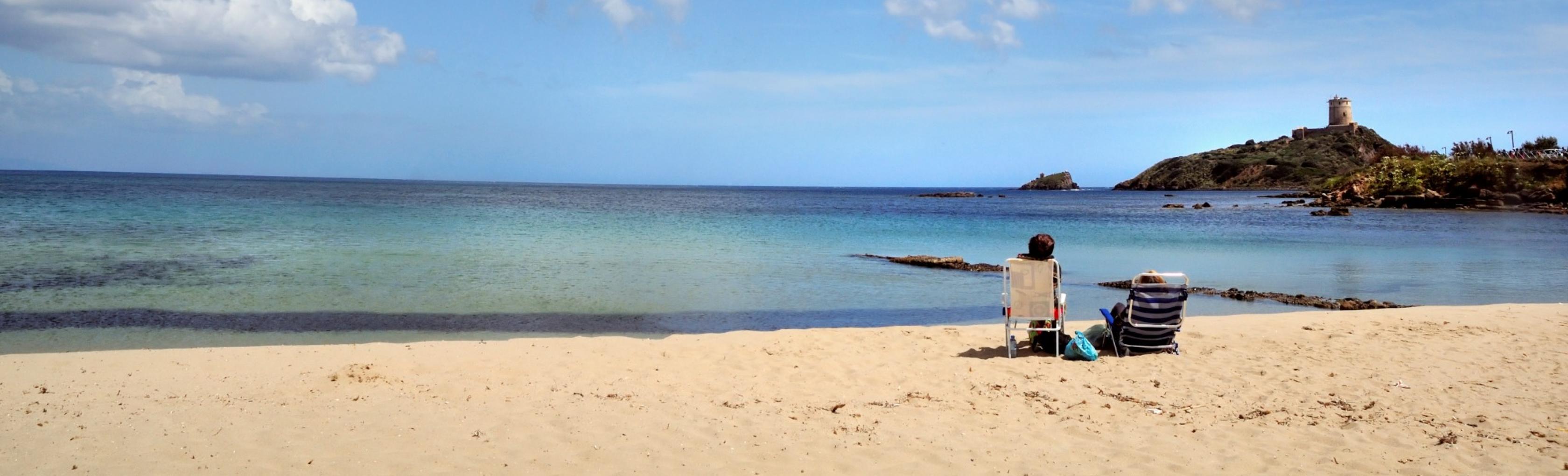 Spiaggia di Nora - Pula